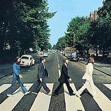 Abbey Road - a famosa faixa de pedestres dos Beatles