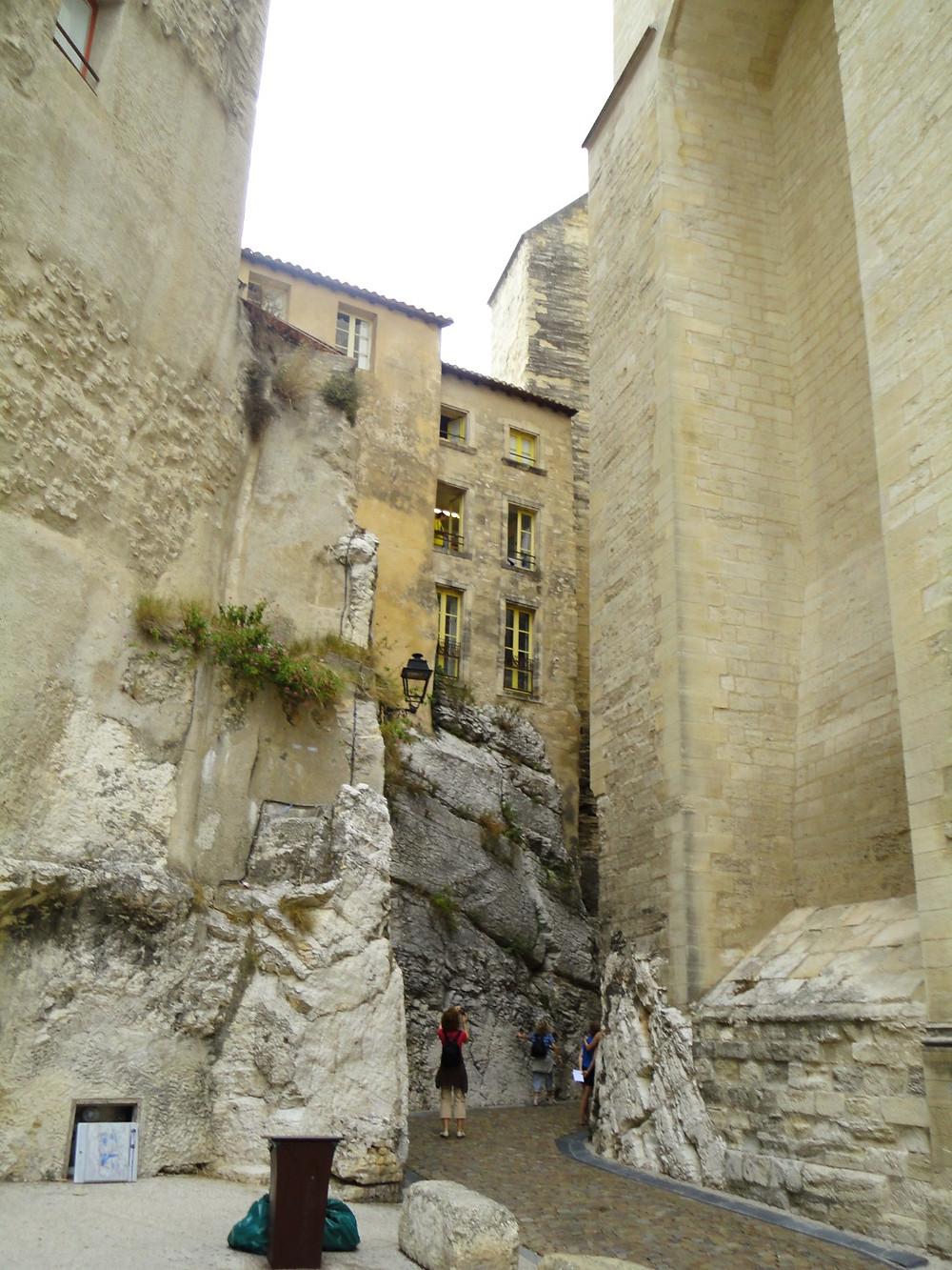 Avignon Palácio