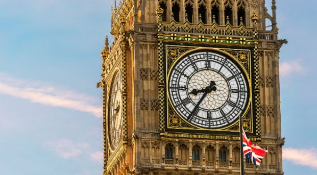 O fuso horário na Inglaterra - Que horas são na Inglaterra?
