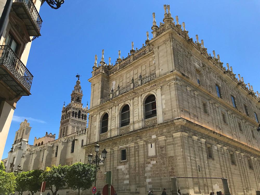 Iglesia del Sagrario - Sevilha - Espanha