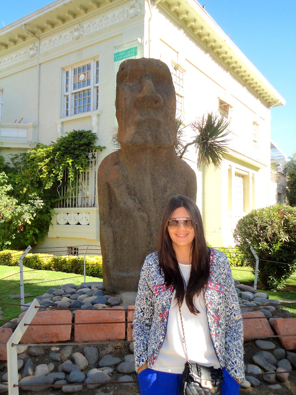 Museo de Arqueologia Francisco Fonck - Viña del Mar - Chile