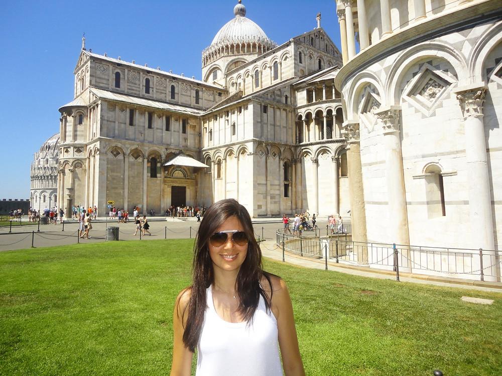 Catedral de Pisa - Piazza dei Miracoli