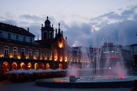 Praça da República - Braga - Portugal