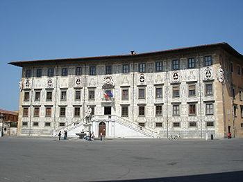 Pallazzo di Cavalieri - Pisa