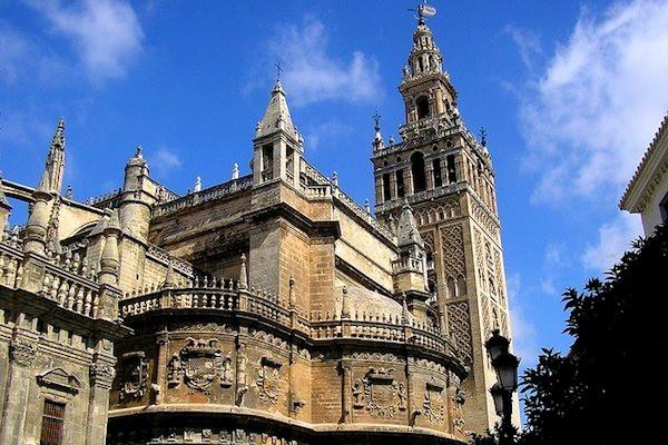 A Catedral de Sevilha e La Giralda