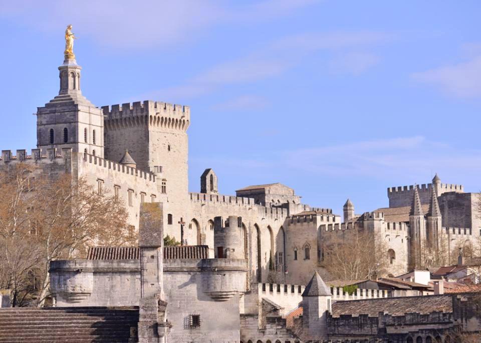 Avignon - Palais