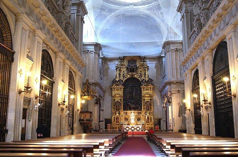 Iglesia del Sagrario - Sevilha