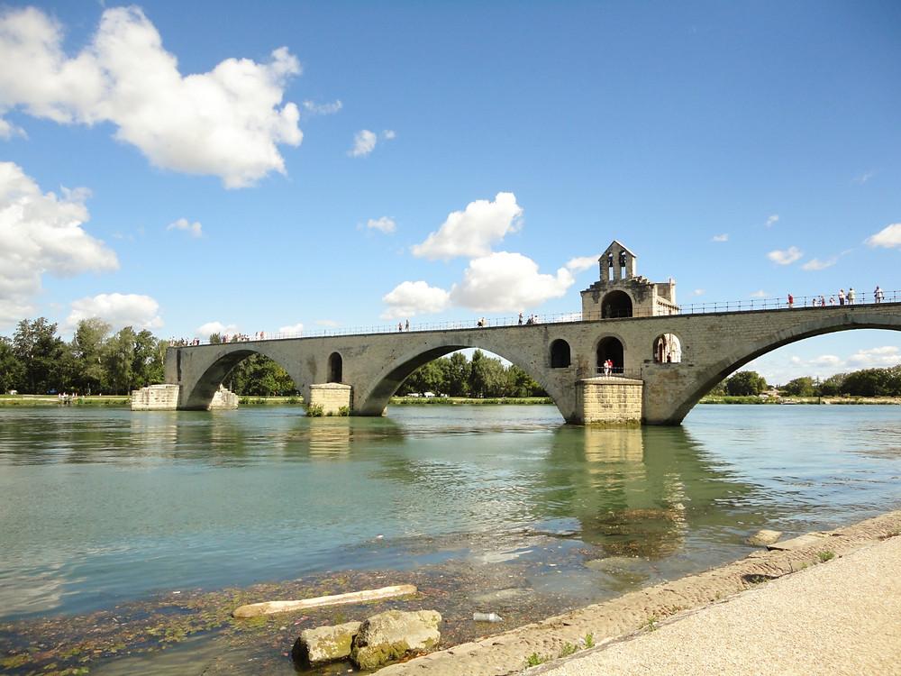 Ponte Saint Bénézet - Avignon