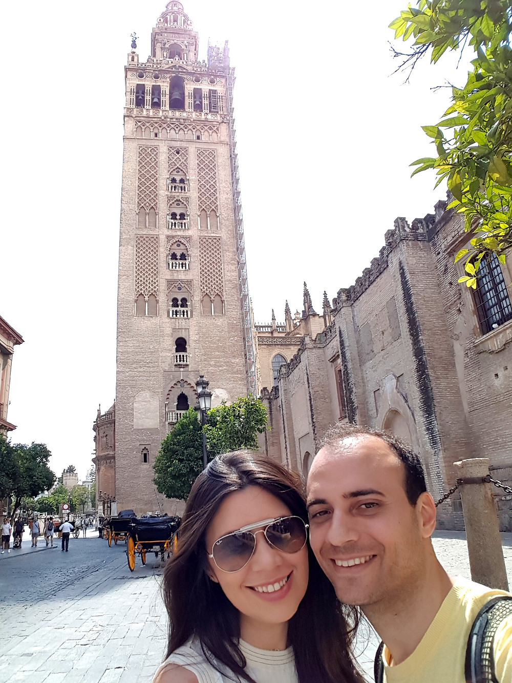 La Giralda - Catedral de Sevilha - Espanha