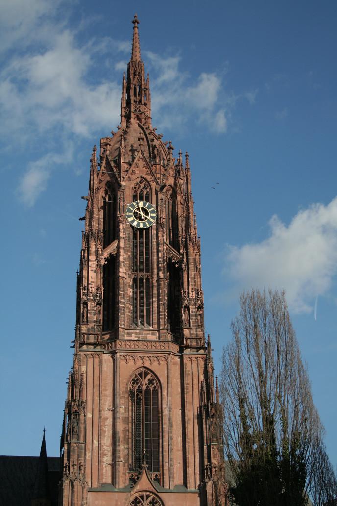 Kaiserdom St Bartholomaeus Germany Frankfurt