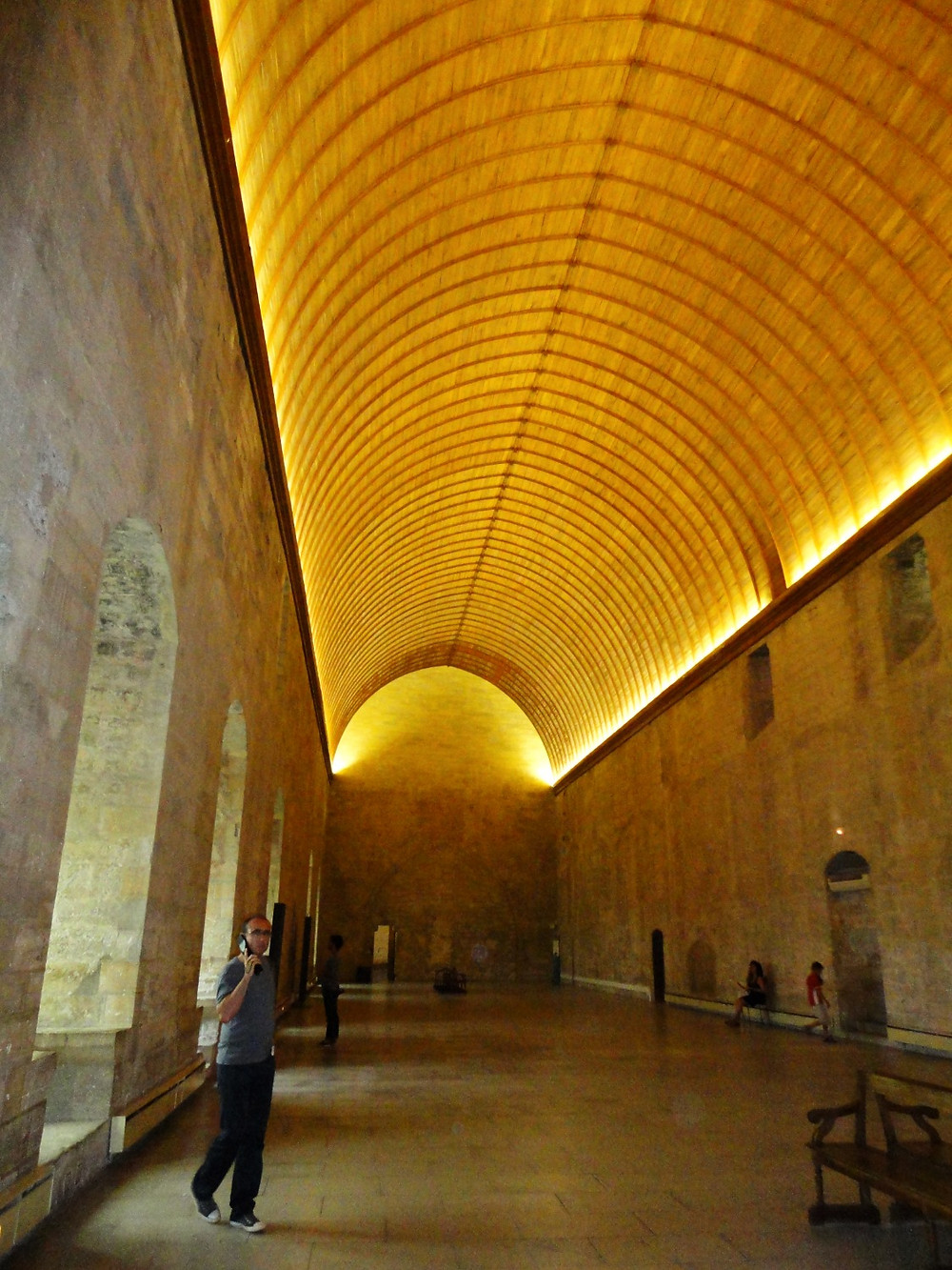 Hall do Consistório - Palais des Papes - Avignon