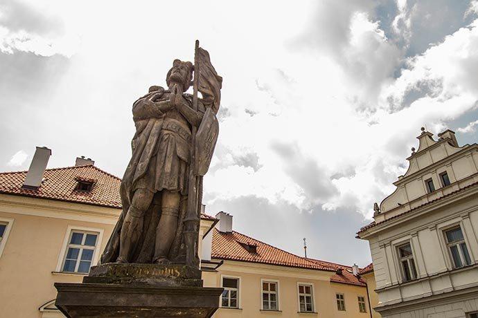 São Venceslau - Ponte Carlos - Praga - República Tcheca