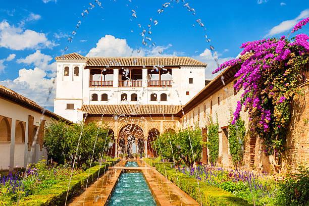 Granada - a capital muçulmana da Espanha