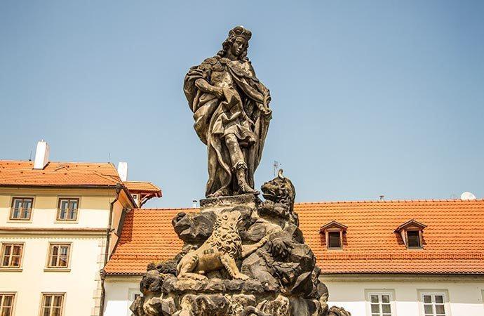 São Vito - Ponte Carlos - Praga - República Tcheca