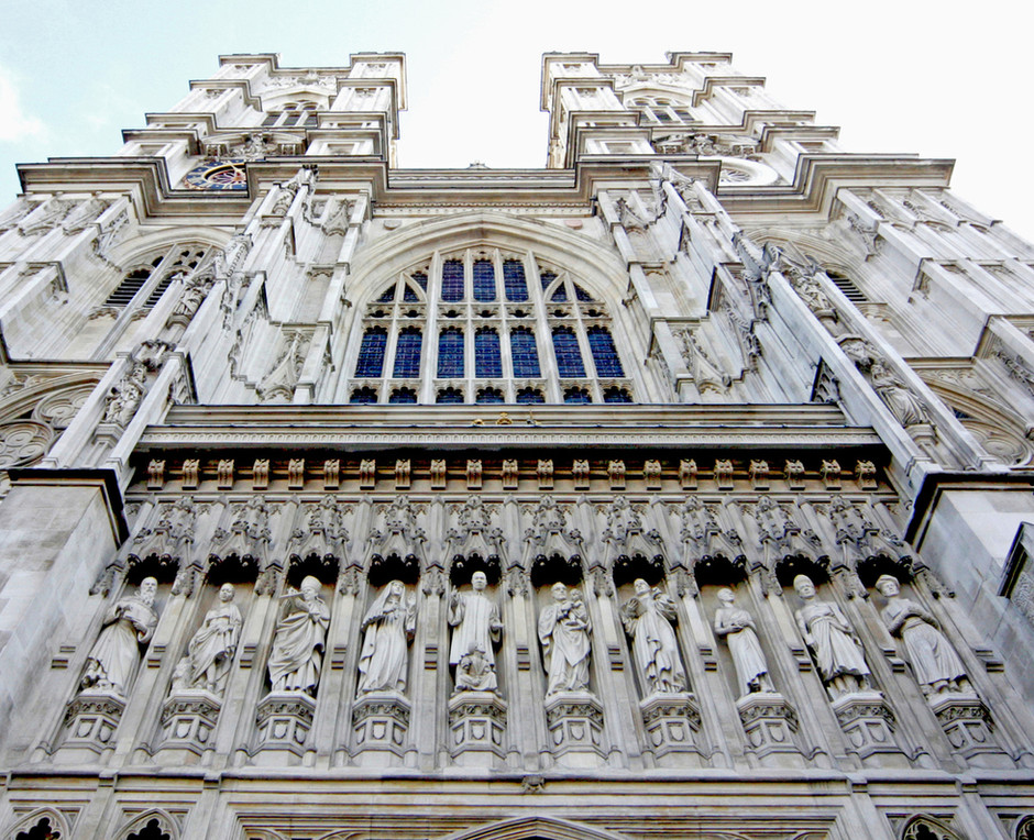 Westminster Abbey - A abadia dos reis em Londres