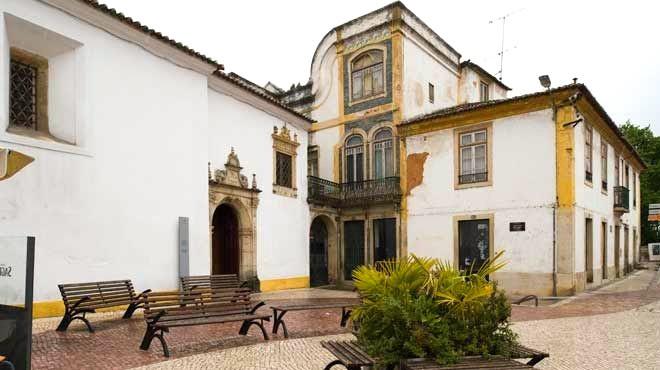 Capela de Santa Iria - Tomar - Portugal