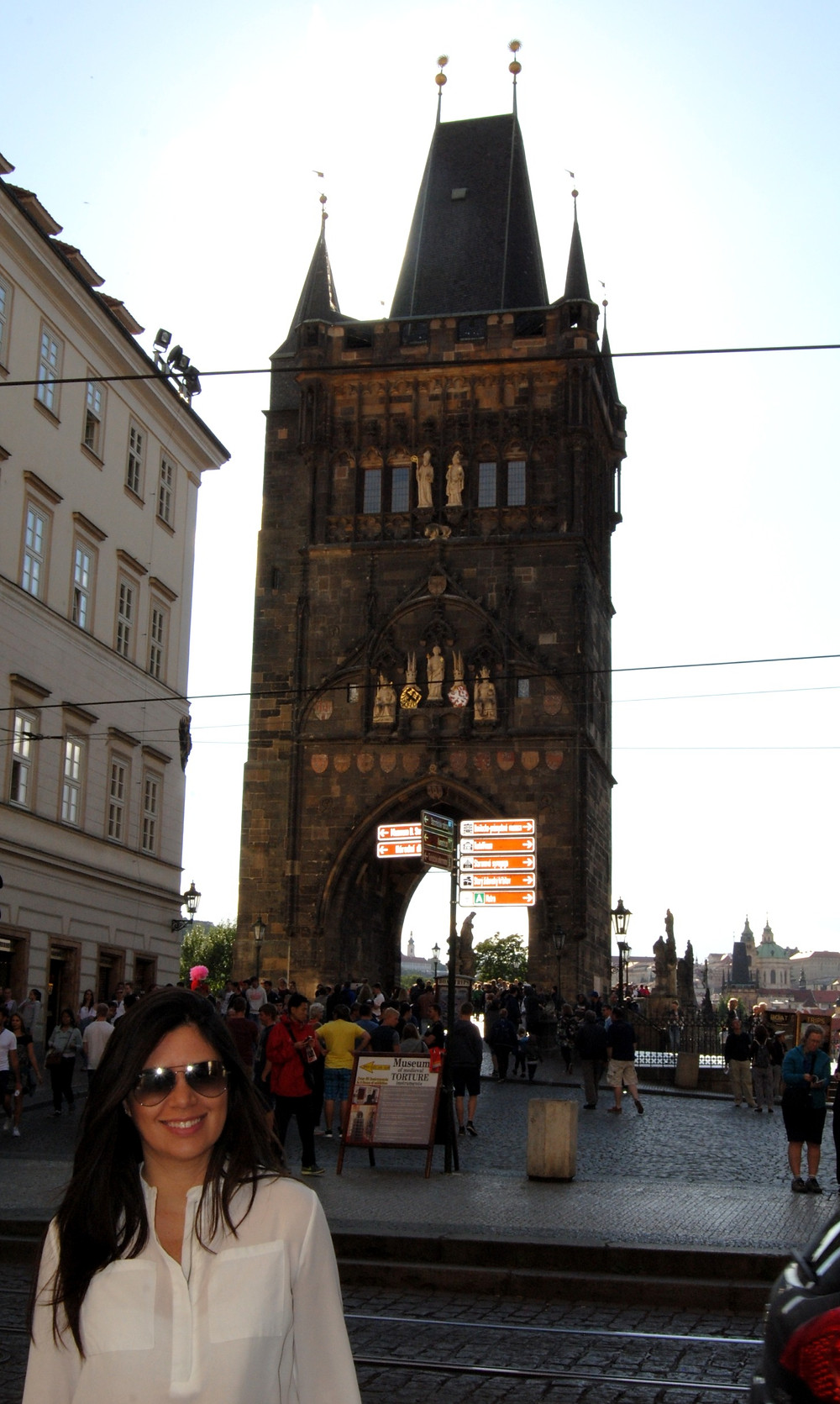 Ponte Carlos - Praga - República Tcheca