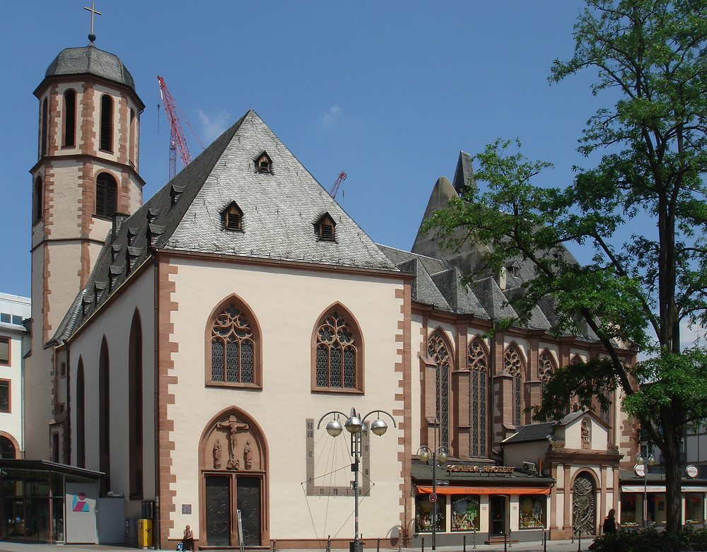 Liebfrauenkirche Frankfurt