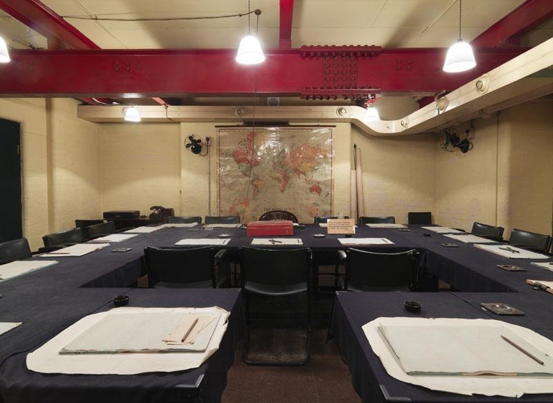 Churchill War Rooms - London
