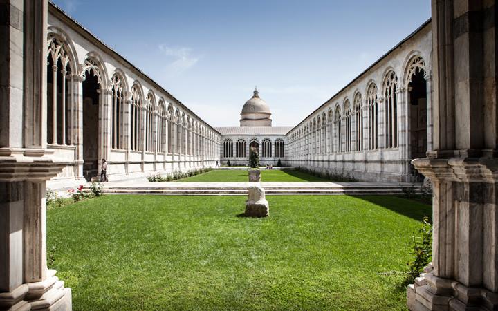 Camposanto Monumentale - Pisa