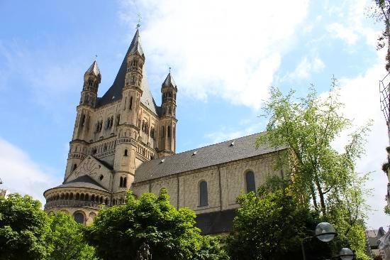 Colônia - a Cidade da Fragrância na Alemanha