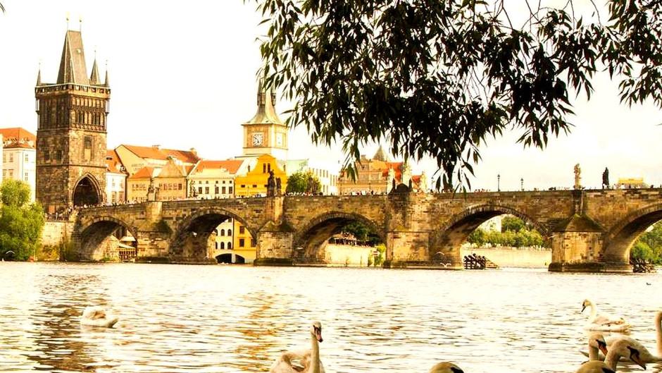 Ponte Carlos - A ponte cheia de histórias em Praga