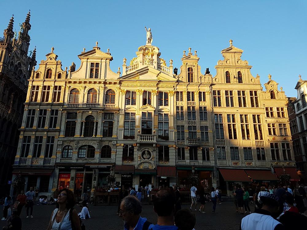 Casa de Victor Hugo - Bruxelas