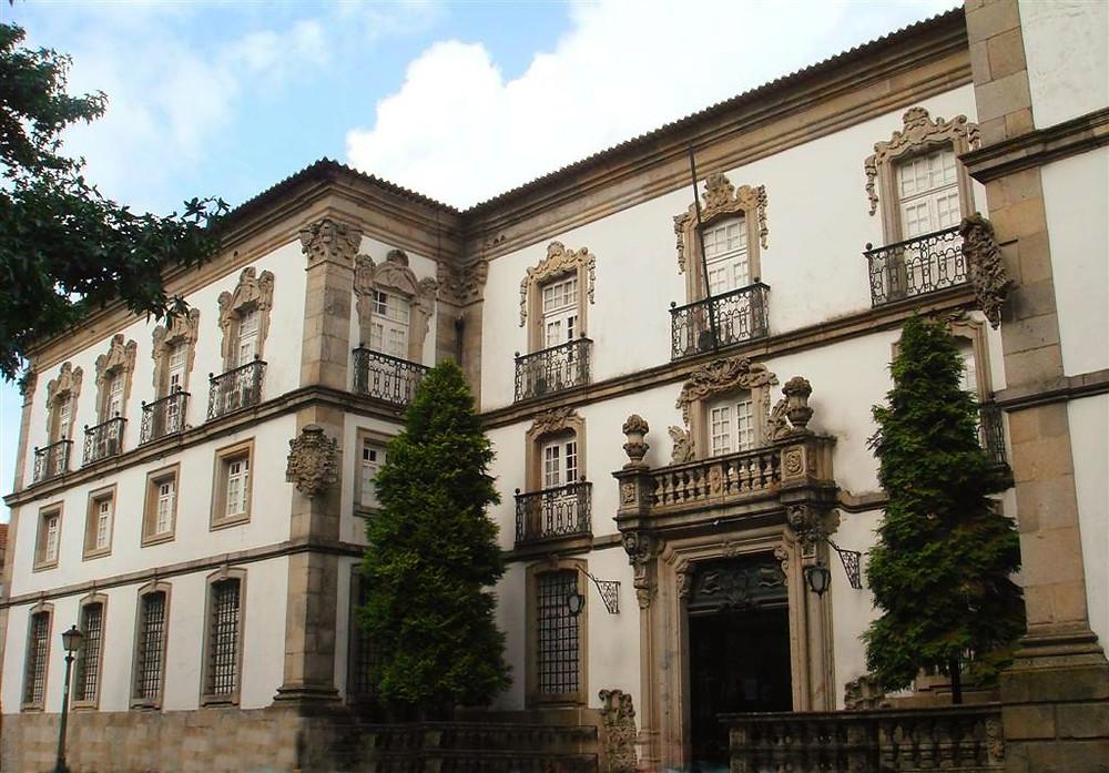 Paço Episcopal - Braga - Portugal