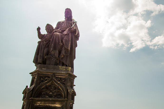 São José - Ponte Carlos - Praga - República Tcheca