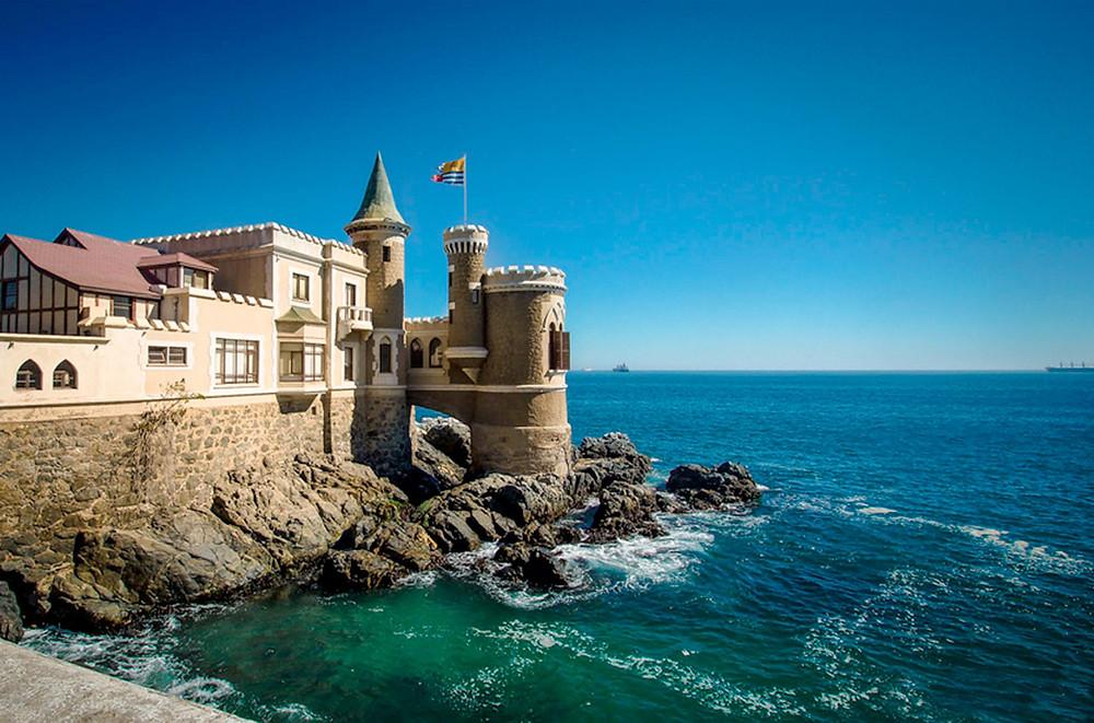 Viña del Mar - Chile - Castillo Wulff