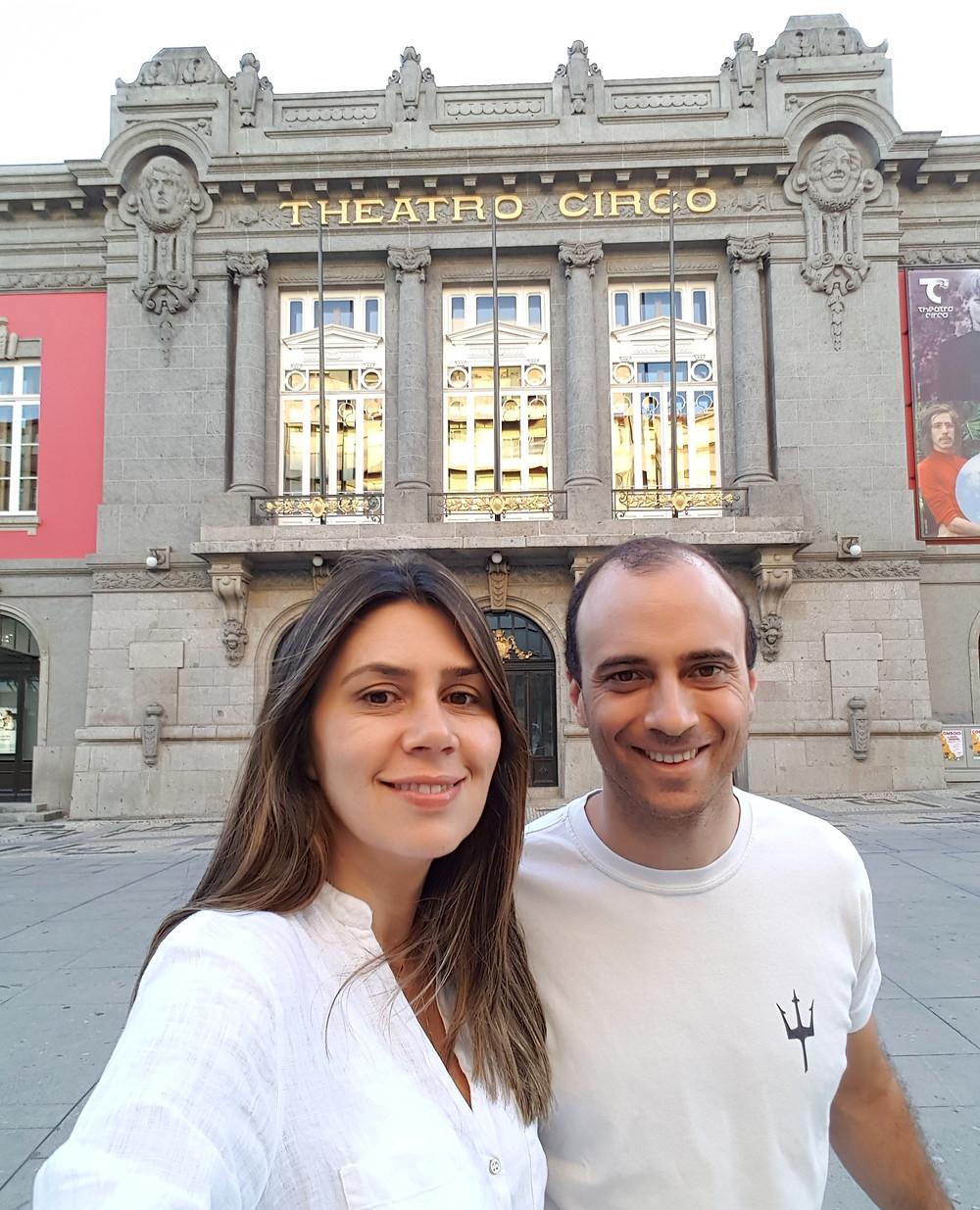 Theatro Circo - Braga - Portugal
