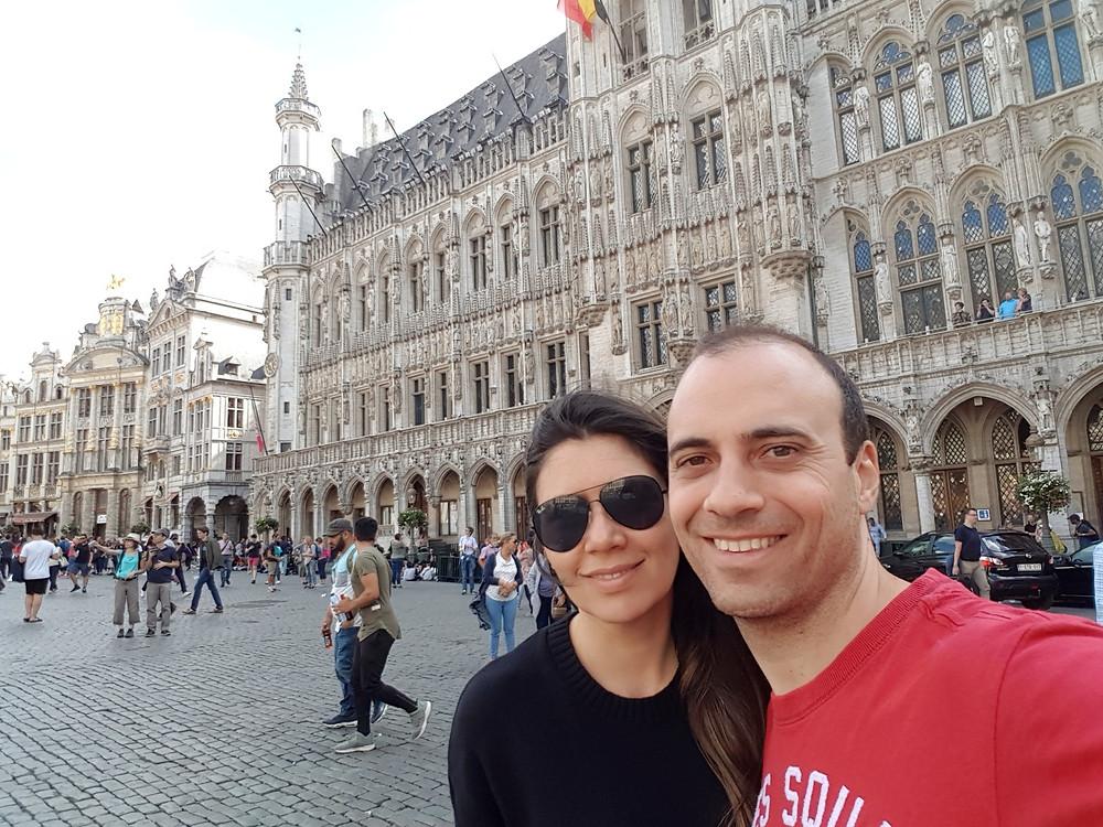 Grote Markt - Bruxelas