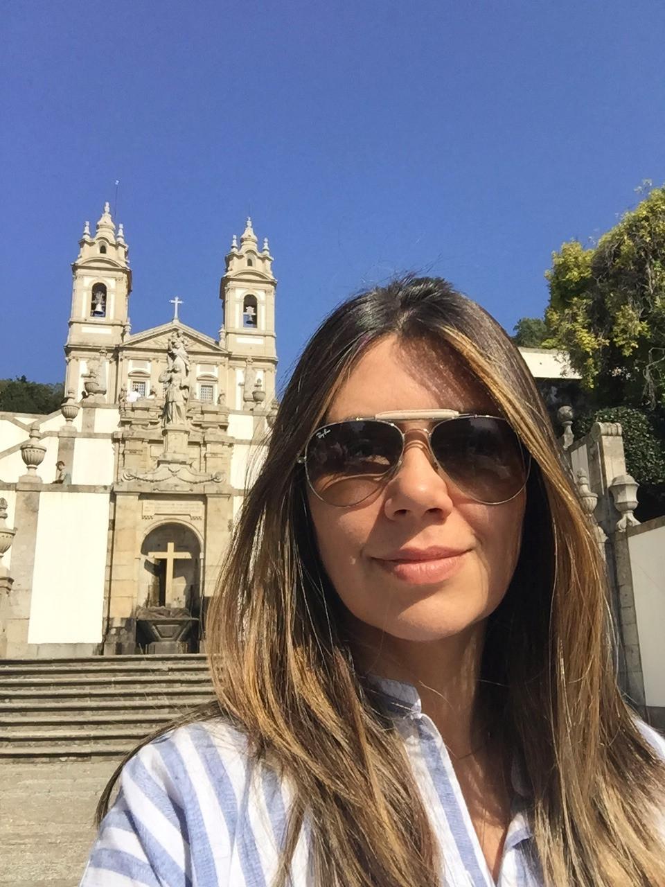 Bom Jesus do Monte - Braga - Portugal
