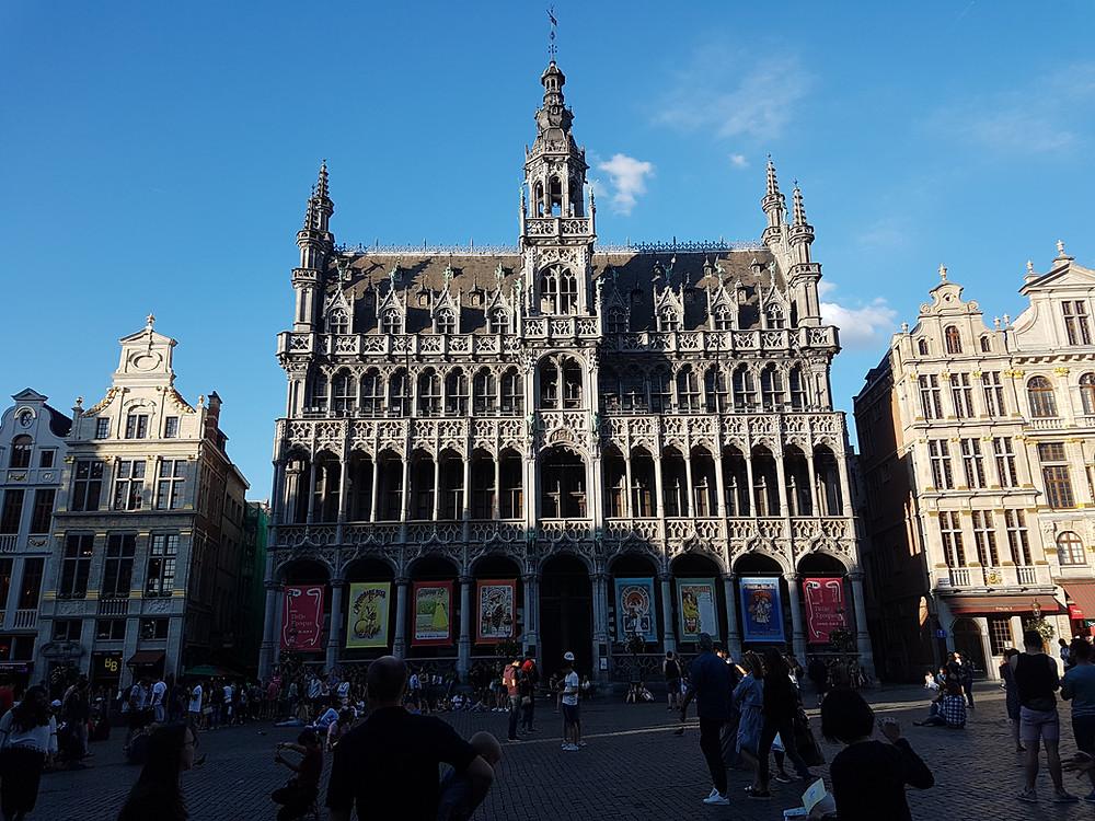 Maison du Roi - Bruxelas