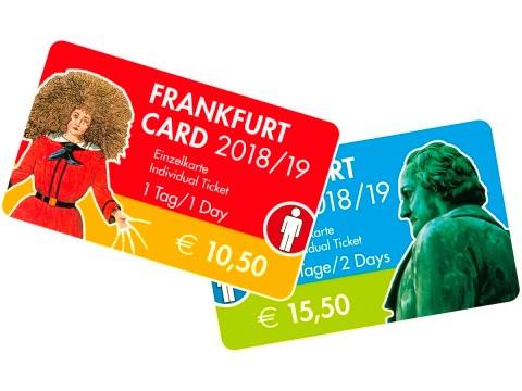 Frankfurt Card - O cartão de descontos de Frankfurt