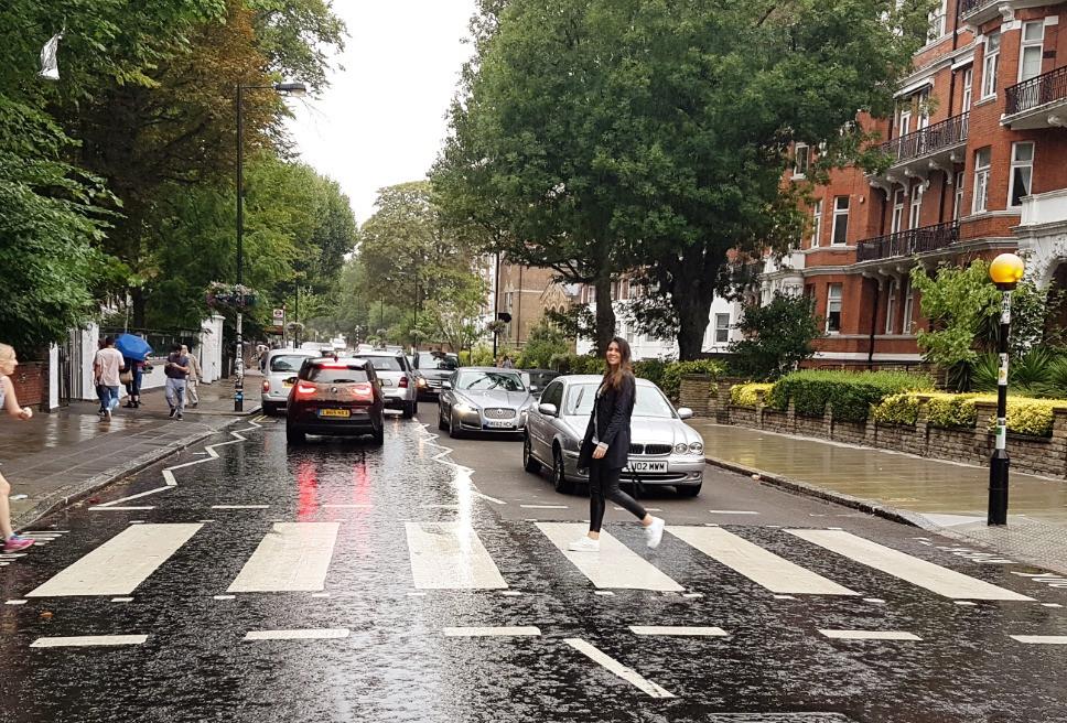 Abbey Road - London - Beatles