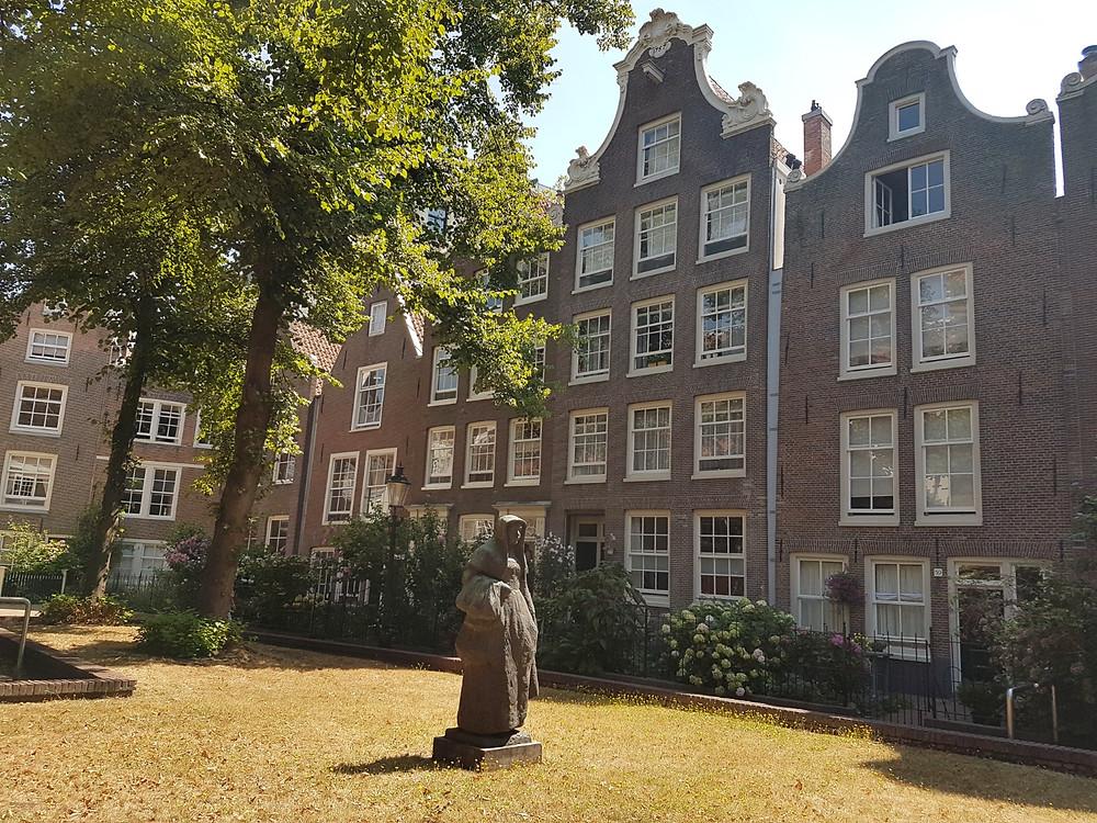 Begijnhof de Amsterdam