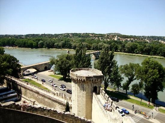 Rocher des Doms - Jardim des Doms Avignon