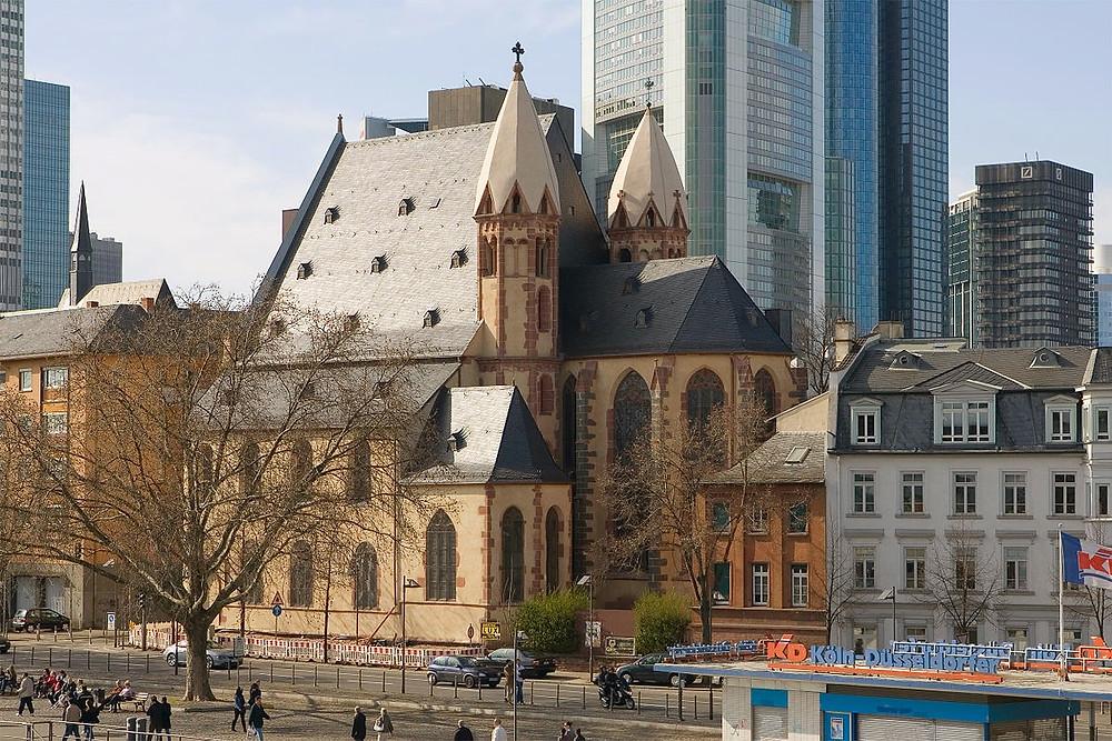 Leonhardskirche-Leonhard - Frankfurt