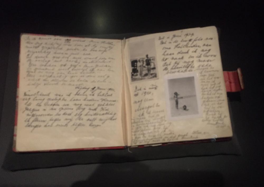 Diário de Anne Frank - Amsterdam