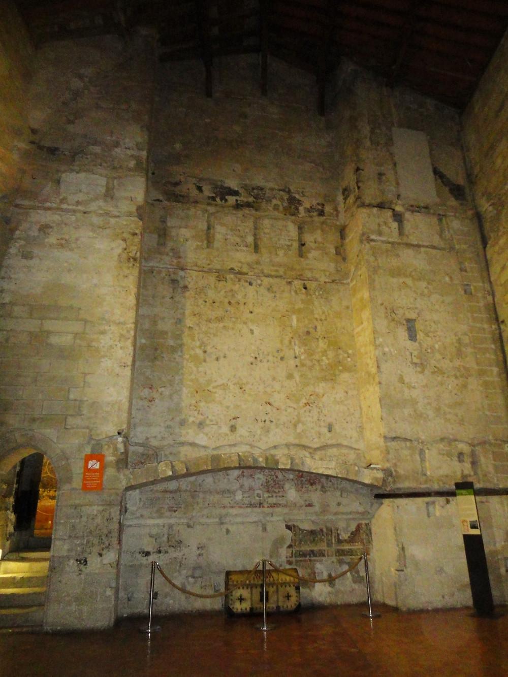 Interior - Palais des Papes - Avignon