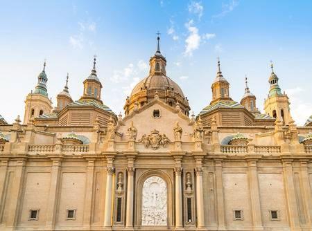 Zaragoza - a cidade de Nossa Senhora do Pilar