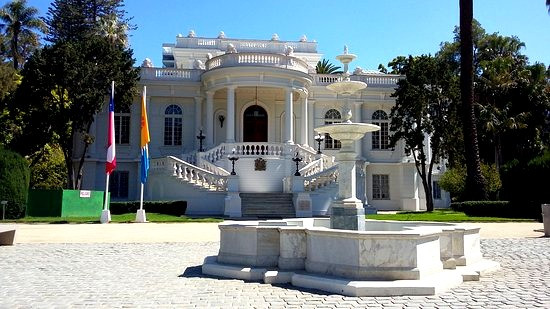 Palacio Rioja - Viña del Mar - Chile