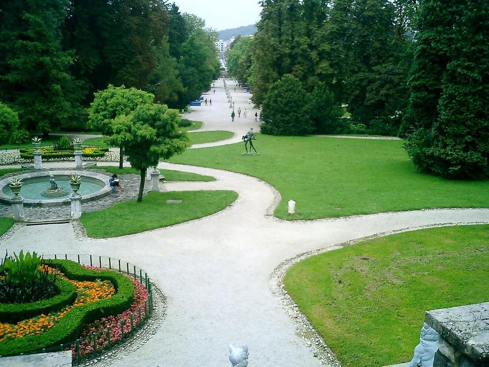 Tivoli - Liubliana
