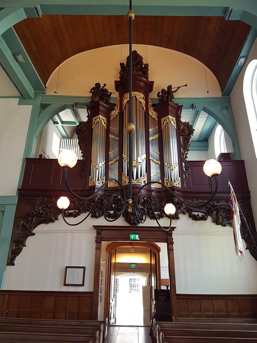 Igreja Begijnhof Amsterdam