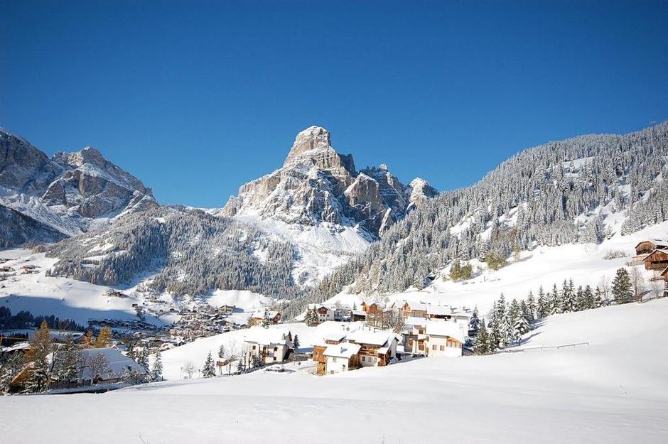 Corvara in Badia - As Dolomitas