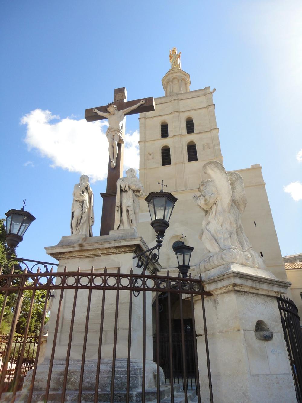 Catedral de Notre Dame des Doms - Avignon