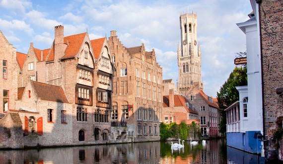 Bruges - a linda Veneza do Norte
