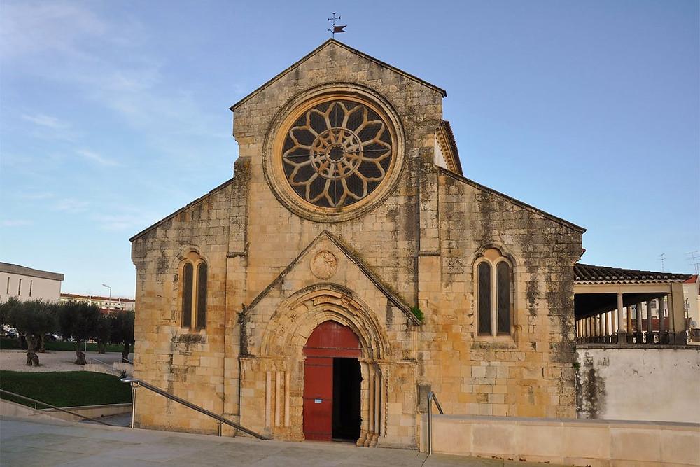 Igreja de Santa do Olival - Tomar - Portugal