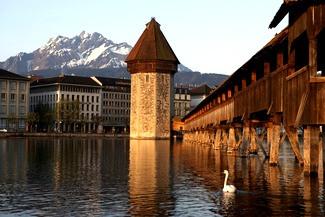 Wasserturm - Lucerna - Suíça